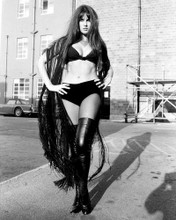 This is an image of Prints & Posters of Caroline Munro 104240