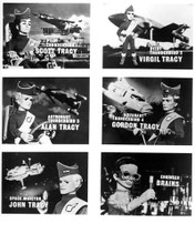 This is an image of Prints & Posters of Thunderbirds 104332