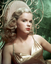 This is an image of Prints & Posters of Anne Francis 201930