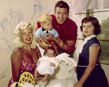 This is an image of Prints & Posters of Jayne Mansfield 202260