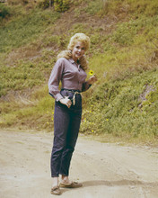 This is an image of Prints & Posters of Donna Douglas 202283