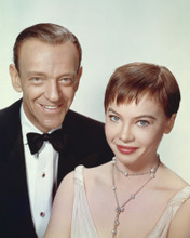This is an image of Prints & Posters of Fred Astaire and Leslie Caron 202398