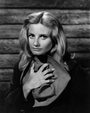 This is an image of Prints & Posters of Jill Ireland 104521