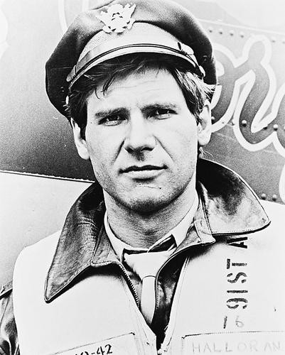 This is an image of 1284 Harrison Ford Photograph & Poster