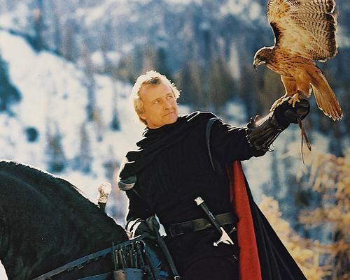 This is an image of 2476 Rutger Hauer Photograph & Poster