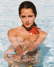 This is an image of 2550 Barbara Carrera Photograph & Poster