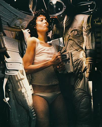 This is an image of 2982 Sigourney Weaver Photograph & Poster