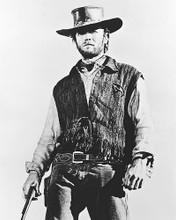 This is an image of 11624 Clint Eastwood Photograph & Poster