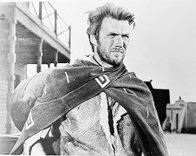 This is an image of 11779 Clint Eastwood Photograph & Poster