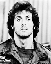 This is an image of 11808 Sylvester Stallone Photograph & Poster
