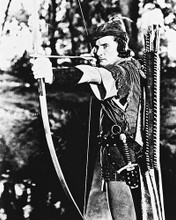 This is an image of 11993 Errol Flynn Photograph & Poster