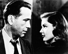 This is an image of 12197 Humphrey Bogart & Bacall Photograph & Poster
