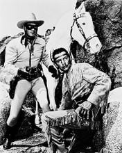 This is an image of 12324 The Lone Ranger Photograph & Poster