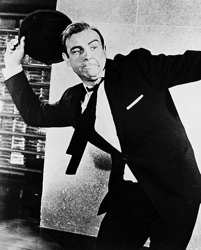 This is an image of 12523 Sean Connery Photograph & Poster