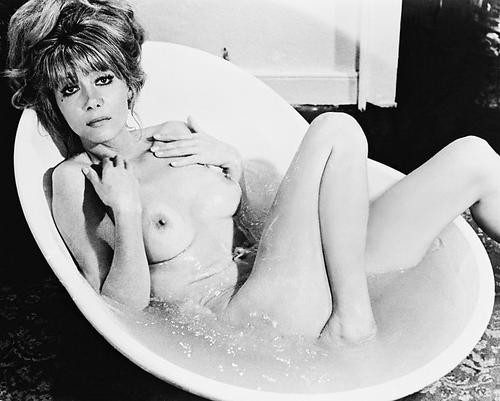 This is an image of 12606 Ingrid Pitt Photograph & Poster