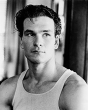 This is an image of 12617 Patrick Swayze Photograph & Poster