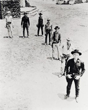 This is an image of 12876 The Magnificent Seven Photograph & Poster