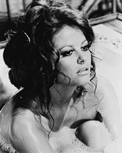This is an image of 12973 Claudia Cardinale Photograph & Poster