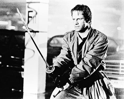 This is an image of 13050 Christopher Lambert Photograph & Poster
