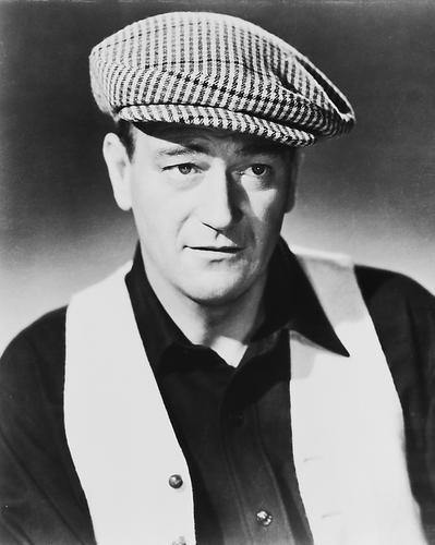 This is an image of 13144 John Wayne Photograph & Poster