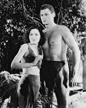 This is an image of 13348 Tarzan Photograph & Poster