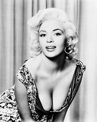 This is an image of 13466 Jayne Mansfield Photograph & Poster