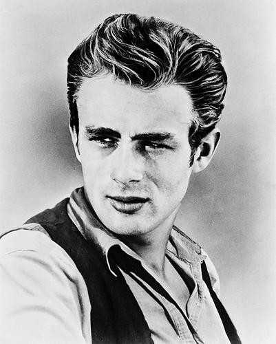 This is an image of 13833 James Dean Photograph & Poster