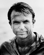This is an image of 13921 Sam Neill Photograph & Poster