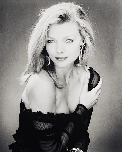 This is an image of 13931 Michelle Pfeiffer Photograph & Poster