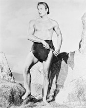 This is an image of 13979 Lex Barker Photograph & Poster