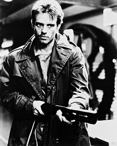 This is an image of 14025 Michael Biehn Photograph & Poster