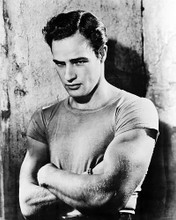 This is an image of 14032 Marlon Brando Photograph & Poster