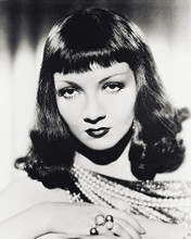 This is an image of 14039 Claudette Colbert Photograph & Poster