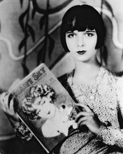 This is an image of 14284 Louise Brooks Photograph & Poster