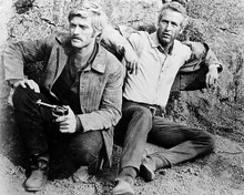 This is an image of 14285 Butch Cassidy and the Sundance Kid Photograph & Poster