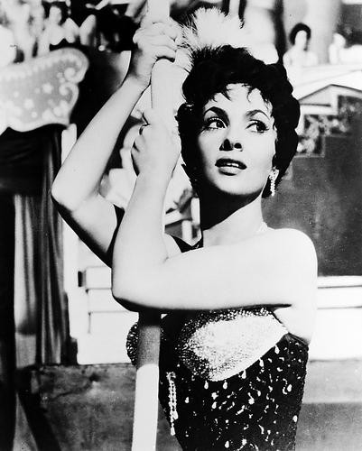 This is an image of 14398 Gina Lollobrigida Photograph & Poster
