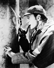 This is an image of 14444 Basil Rathbone Photograph & Poster
