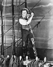 This is an image of 14584 Errol Flynn Photograph & Poster
