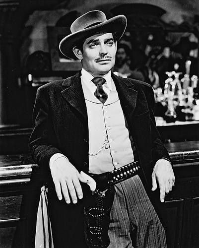 This is an image of 14591 Clark Gable Photograph & Poster