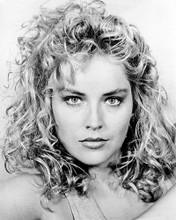This is an image of 14727 Sharon Stone Photograph & Poster