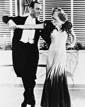 This is an image of 14777 Fred Astaire & Ginger Rogers Photograph & Poster