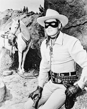This is an image of 14923 The Lone Ranger Photograph & Poster