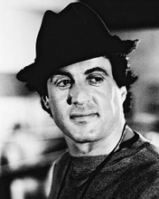 This is an image of 14991 Sylvester Stallone Photograph & Poster