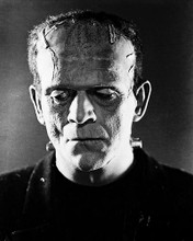 This is an image of 15440 Boris Karloff Photograph & Poster