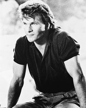 This is an image of 15791 Patrick Swayze Photograph & Poster