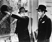 This is an image of 15841 Humphrey Bogart & James Cagney Photograph & Poster
