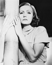 This is an image of 15887 Greta Garbo Photograph & Poster