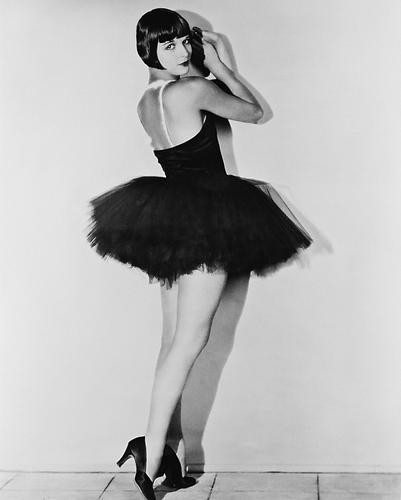 This is an image of 16037 Louise Brooks Photograph & Poster