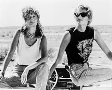This is an image of 16053 Thelma and Louise Photograph & Poster