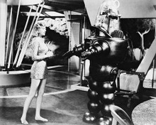 This is an image of 16212 Forbidden Planet Photograph & Poster